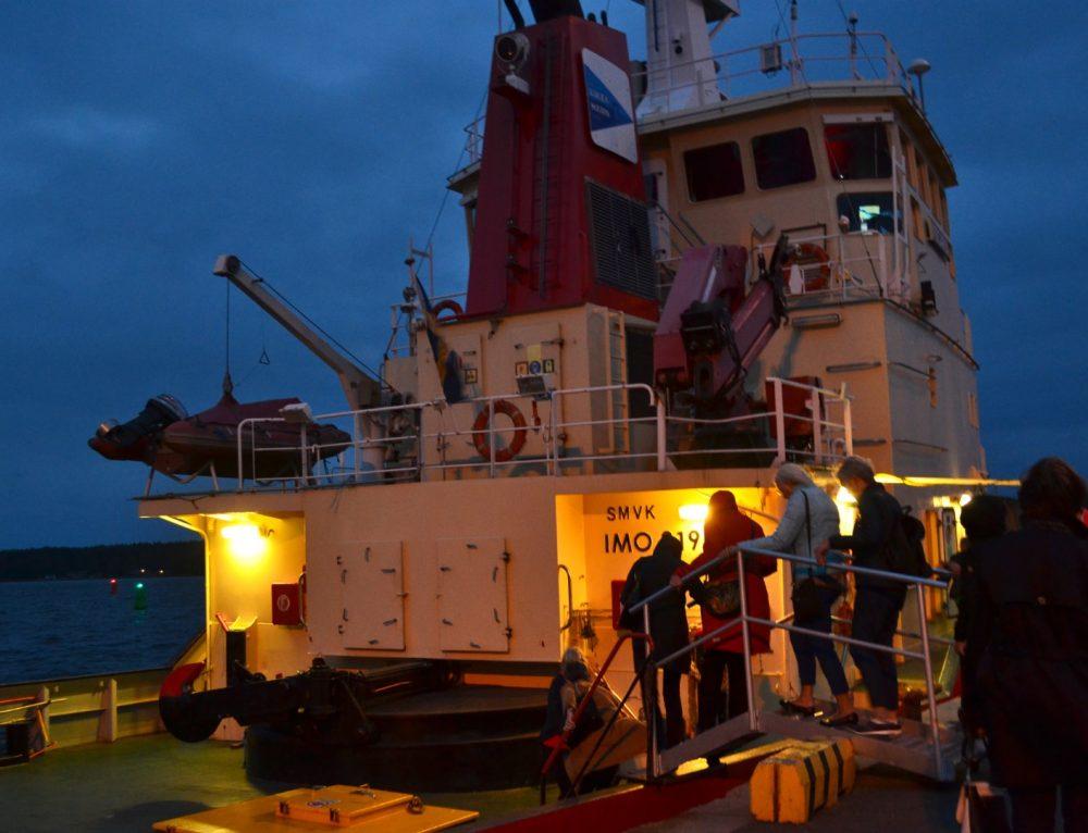 BPW Luleå hos Sjöfartsverket
